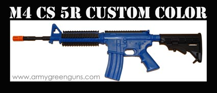 M4 CS 5R Custom Colors